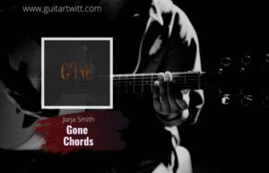 Read more about the article Jorja Smith – Gone Chords