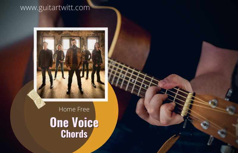 One Voice Chords