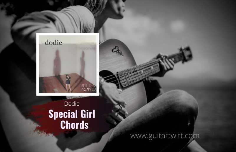 Special Girl Chords