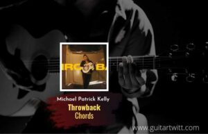 Read more about the article Michael Patrick Kelly – Throwback chords