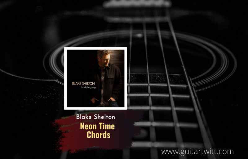 Neon Time Chords