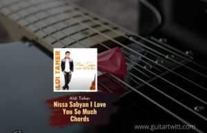 Read more about the article Nissa Sabyan I Love You So Much chords by Aldi Taher