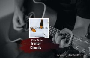 Read more about the article Traitor chords by Elley Duhé