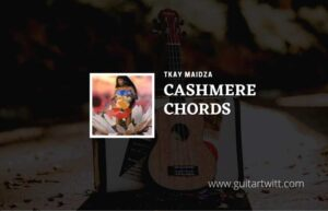 Read more about the article Cashmere chords by Tkay Maidza