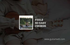 Read more about the article Feels So Easy chords by Ber