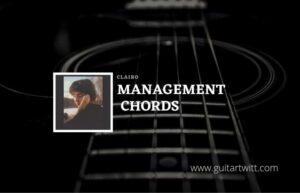 Read more about the article Management chords by Clairo