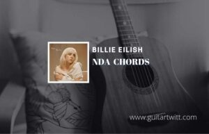 Read more about the article Nda chords by Billie Eilish