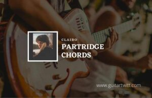 Read more about the article Partridge chords by Clairo