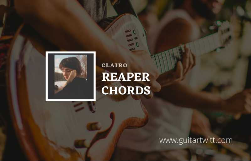 Reaper chords by Clairo 1