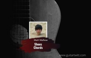 Read more about the article Shoe chords by Matt Maltese