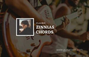 Read more about the article Zinnias Chords by Clairo