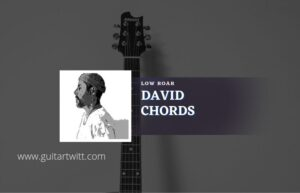 Read more about the article David chords by Low Roar