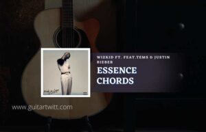 Read more about the article Wizkid – Essence Chords feat.Tems&Justin Bieber