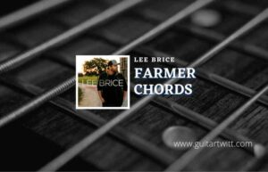 Read more about the article Farmer chords by Lee Brice