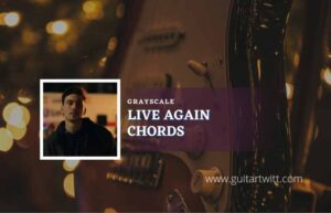 Read more about the article Live Again chords by Grayscale