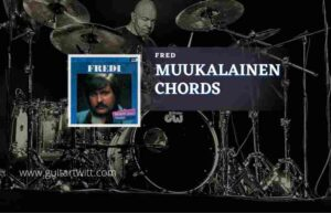 Read more about the article Muukalainen chords by Fredi