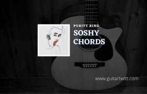 Read more about the article Soshy chords by Purity Ring