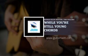 Read more about the article While Youre Still Young chords by Sophie Ellis-Bextor, The Feeling