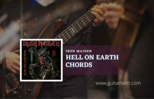 Read more about the article Hell On Earth chords by Iron Maiden