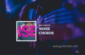 Read more about the article Noise chords by Die Ärzte