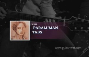 Read more about the article Paraluman tab by Adie