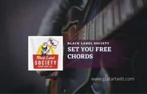 Read more about the article Set You Free chords by Black Label Society