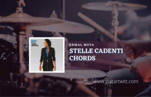 Read more about the article Stelle Cadenti chords by Ermal Meta