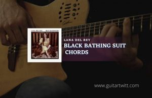 Read more about the article Black Bathing Suit Chords by Lana Del Rey